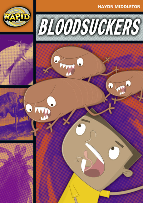 Rapid Stage 4 Set B: Bloodsuckers (Series 1)