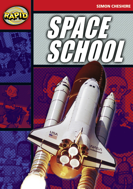 Rapid Stage 5 Set A: Space School (Series 1)