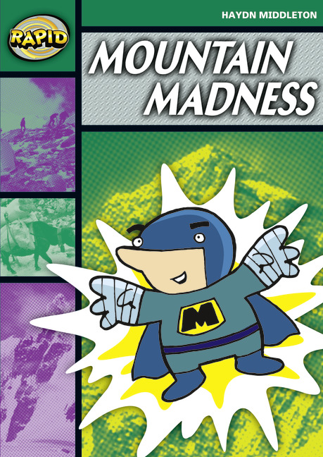 Rapid Stage 5 Set B: Mountain Madness (Series 1)