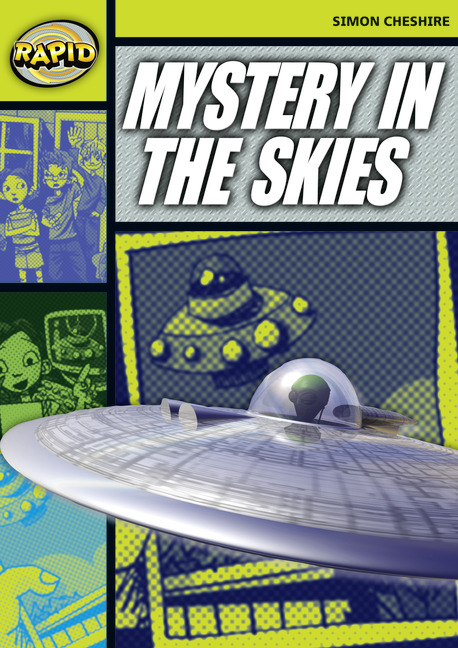 Rapid Stage 6 Set A: Mystery in the Skies (Series 1)