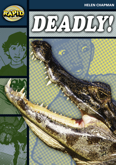 Rapid Stage 6 Set B: Deadly (Series 1)