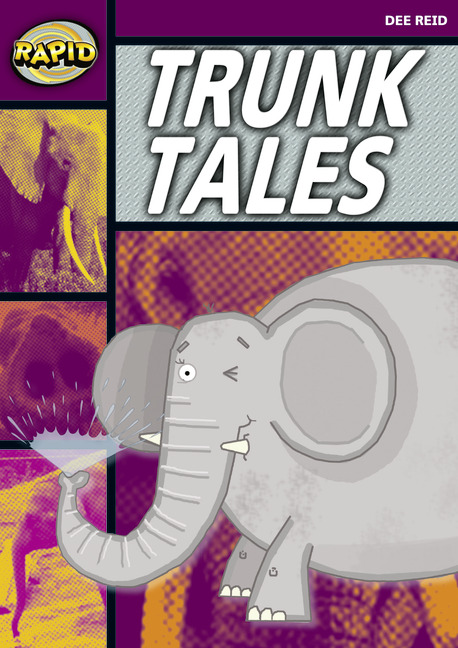 Rapid Stage 1 Set A: Trunk Tales (Series 1)