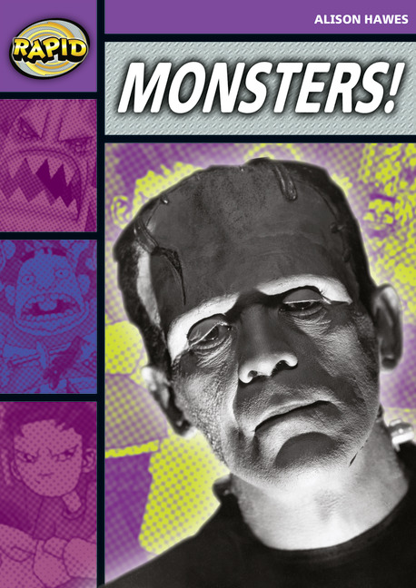Rapid Stage 1 Set B: Monsters! (Series 1)