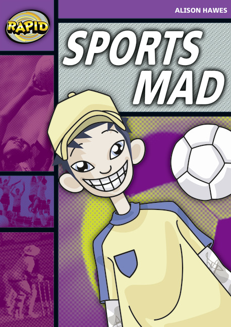 Rapid Stage 1 Set B: Sports Mad (Series 1)