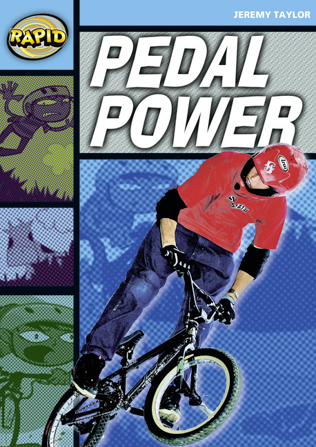 Rapid Stage 2 Set A: Pedal Power (Series 1)