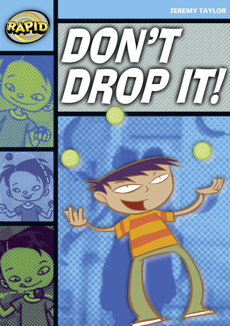 Rapid Stage 2 Set A: Don't Drop It! (Series 1)