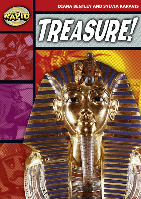 Rapid Stage 2 Set B: Treasure! (Series 1)