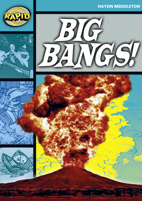 Rapid Stage 3 Set B: Big Bangs (Series 1)