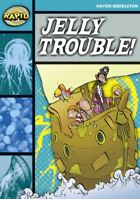 Rapid Stage 3 Set B: Jelly Trouble (Series 1)