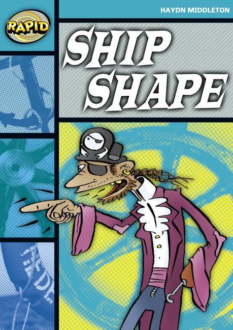 Rapid Stage 3 Set B: Ship Shape (Series 1)