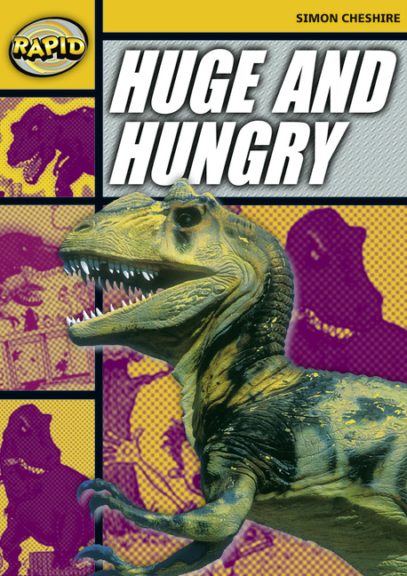 Rapid Stage 4 Set A: Huge and Hungry (Series 1)
