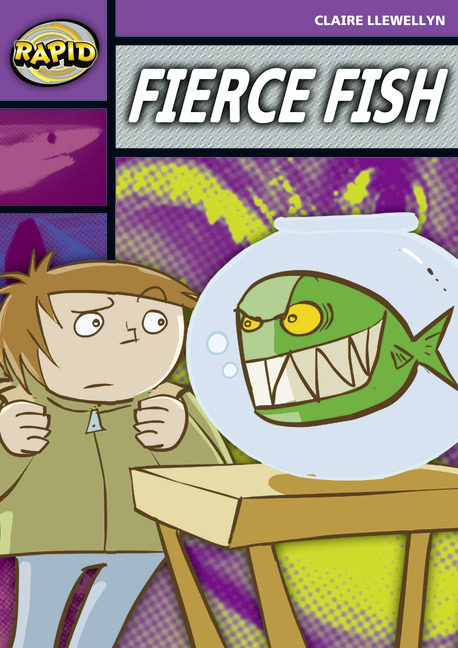 Rapid Stage 1 Set B: Fierce Fish (Series 2)