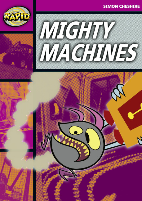 Rapid Stage 3 Set A: Mighty Machines (Series 2)