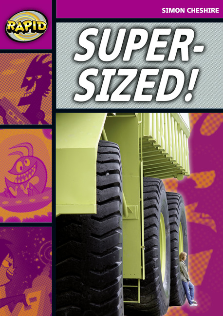 Rapid Stage 3 Set A: Super-Sized! (Series 2)