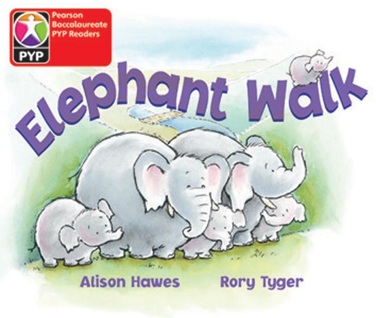 Primary Years Programme Level  1 - Elephant Walk (Pack of 6) - Image
