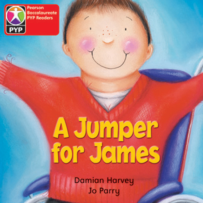 Primary Years Programme Level  1 - A Jumper for James (Pack of 6) - Image