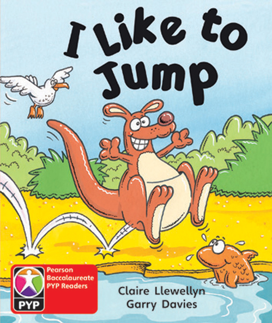 Primary Years Programme Level  1 - I Like to Jump (Pack of 6) - Image