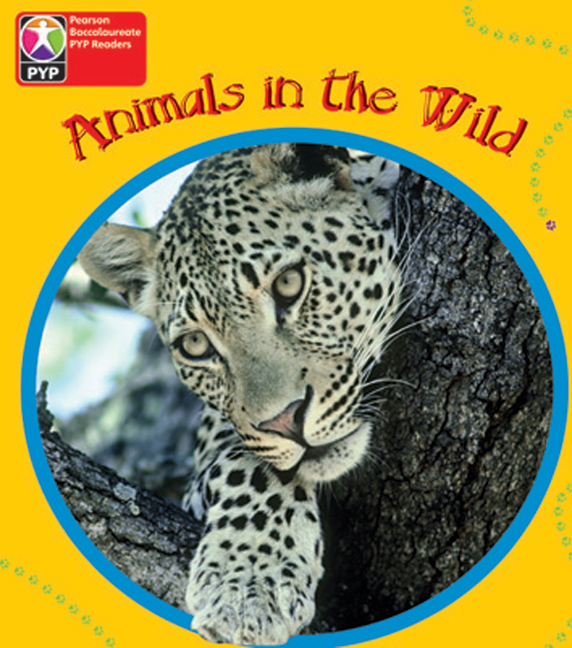 Primary Years Programme Level  1 - Animals in the Wild (Pack of 6) - Image
