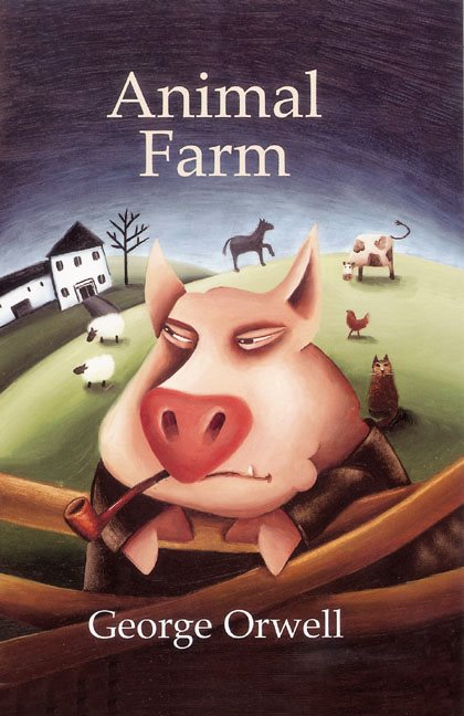 an overview of the elements of literature in the novel animal farm by george orwell