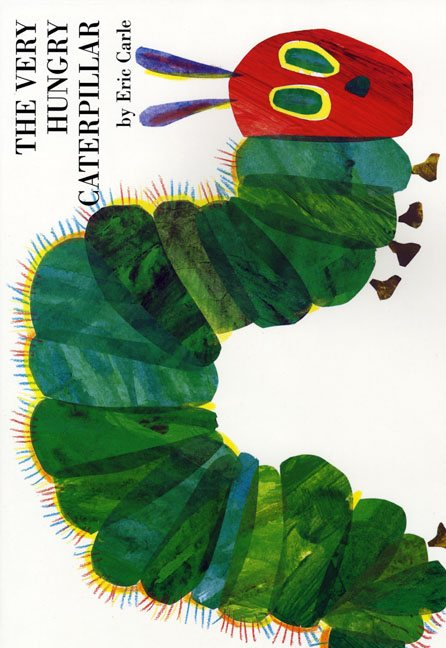 Book Club Week 37: The Very Hungry Caterpillar |Hungry Caterpillar Book