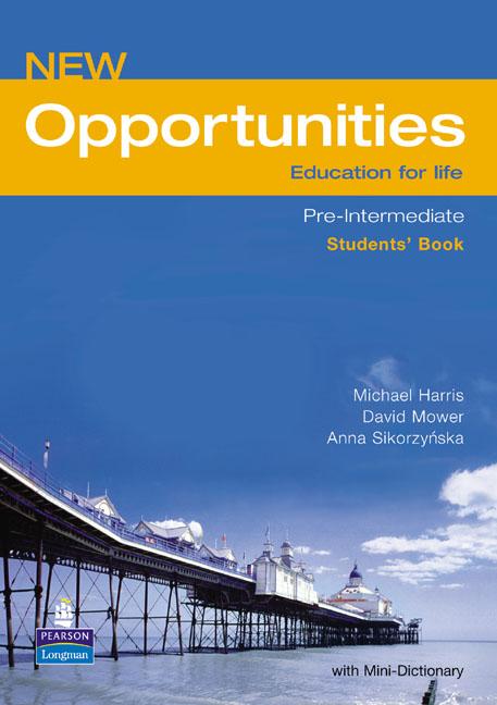 Opportunities Pre-Intermediate Students' Book