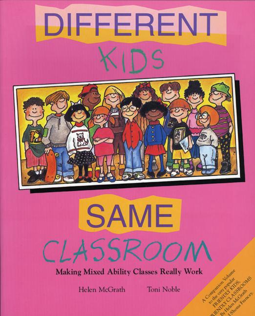 Different Kids, Same Classroom - Image