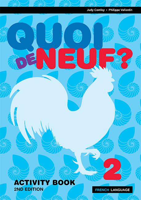 Quoi de Neuf ? 2 Activity Book