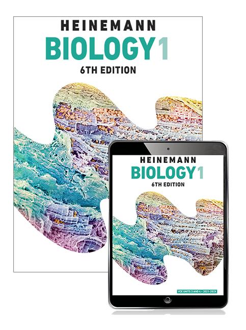 Heinemann Biology 1 Student Book with eBook + Assessment - Image