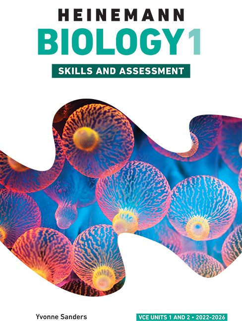 Heinemann Biology 1 Skills and Assessment - Image
