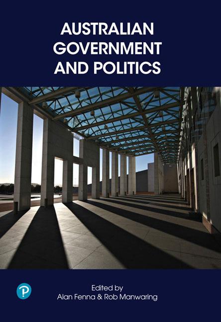 Australian Government and Politics (Custom Edition) - Image