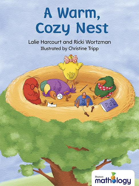 Mathology Little Books - Number: A Warm, Cozy Nest