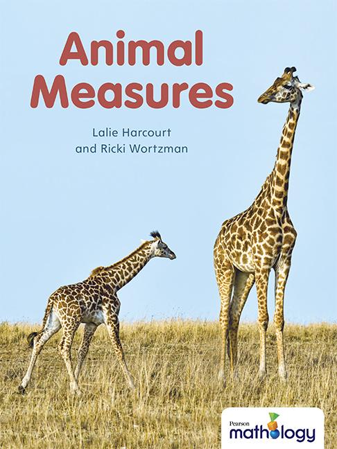 Mathology Little Books - Measurement: Animal Measures