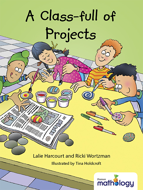 Mathology Little Books - Number: A Class-full of Projects
