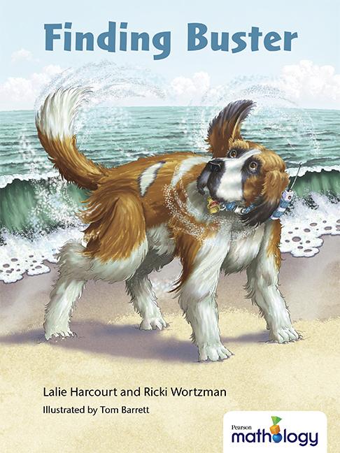 Mathology Little Books - Number: Finding Buster