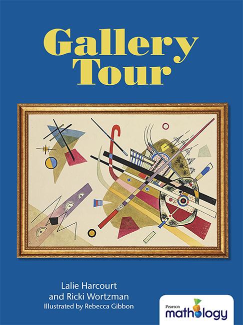 Mathology Little Books - Geometry: Gallery Tour