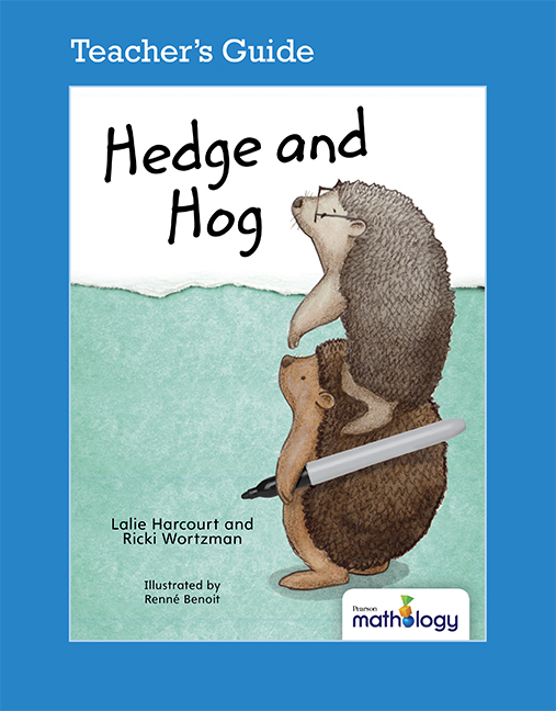 Mathology Little Books - Data Management and Probability: Hedge and Hog Teacher's Guide