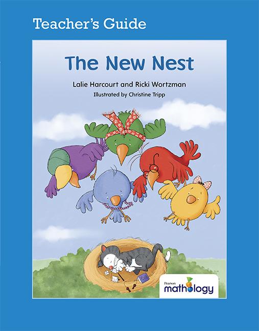 Mathology Little Books - Geometry: The New Nest Teacher's Guide