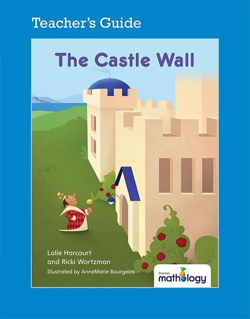 Mathology Little Books - Geometry: The Castle Wall Teacher's Guide