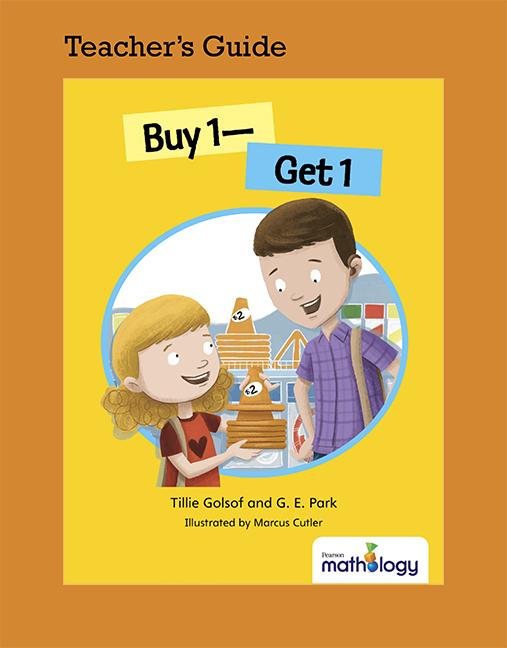 Mathology Little Books - Number: Buy 1 - Get 1 Teacher's Guide