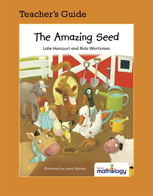 Mathology Little Books - Measurement: The Amazing Seed Teacher's Guide