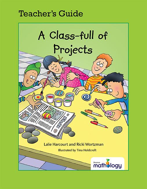 Mathology Little Books - Number: A Class-full of Projects Teacher's Guide