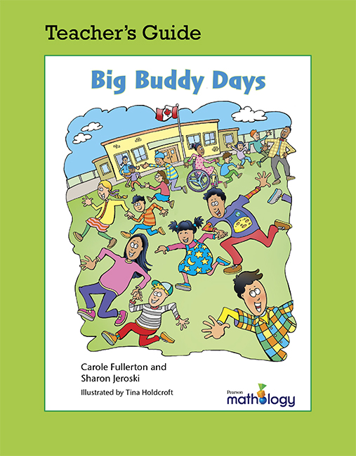 Mathology Little Books - Data Management and Probability: Big Buddy Days Teacher's Guide