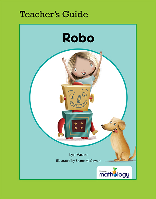 Mathology Little Books - Geometry: Robo Teacher's Guide