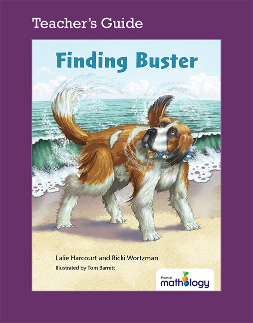 Mathology Little Books - Number: Finding Buster Teacher's Guide