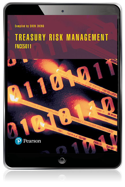 Treasury Risk Management (Custom Edition eBook) - Image