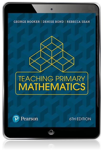 Teaching Primary Mathematics Pearson eText - Image