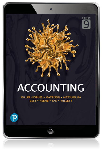 Accounting Pearson eText - Image