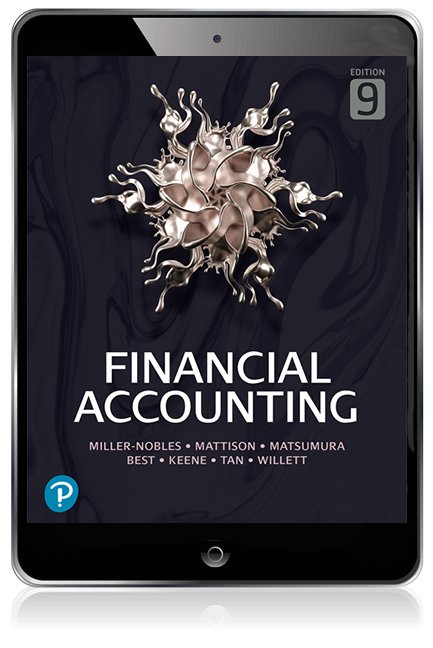 Financial Accounting Pearson eText - Image