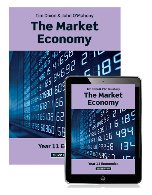 The Market Economy 2022 Student Book with eBook - Image