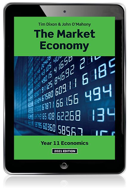 The Market Economy 2021 eBook - Image